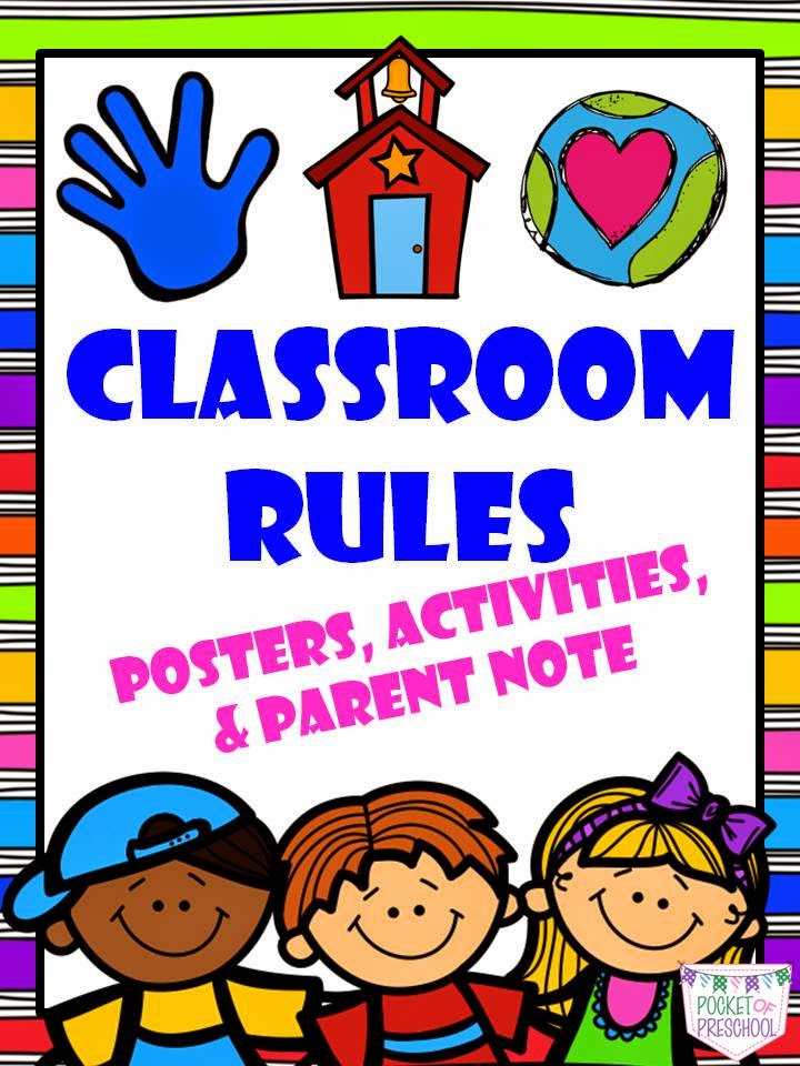Classroom Rules and Expectations in Preschool - Pocket of