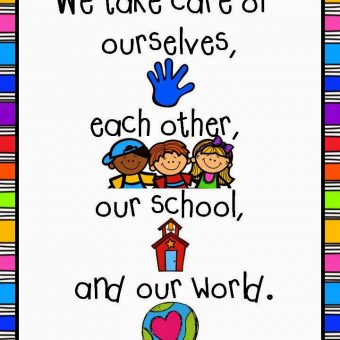 Classroom Rules and Expectations in Preschool