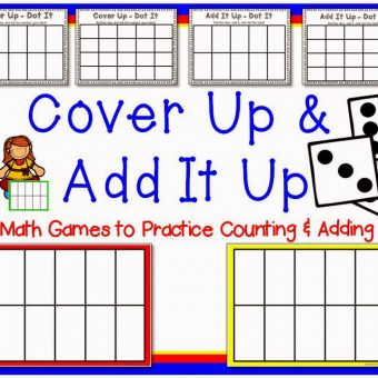 Cover Up – A Fun Counting Game