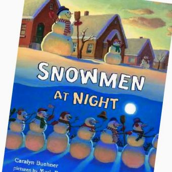 Snowmen at Night:  Reading for Different Purposes and Center Activities