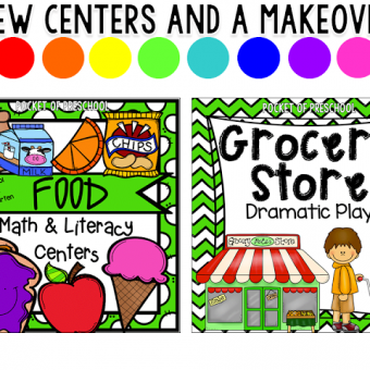 Grocery Store & Food Centers