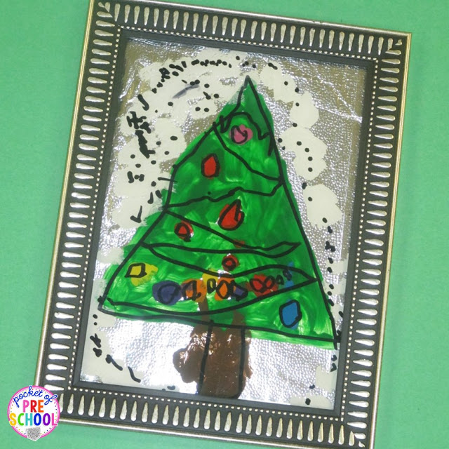 A Christmas Parent Gift...Stained Glass Window Pictures