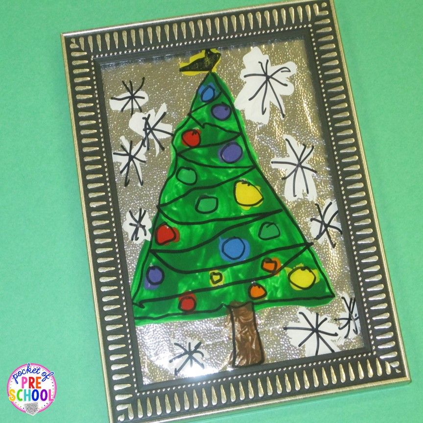 A Christmas Parent Gift...Stained Glass Window Pictures - Pocket ...