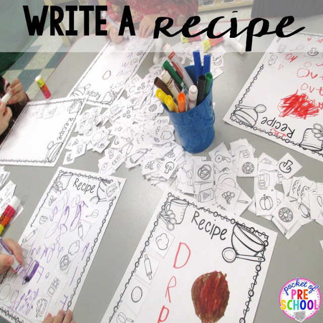 Write a pizza recipe perfect for a pizza theme in a preschool, pre-k, and kindergarten classroom.
