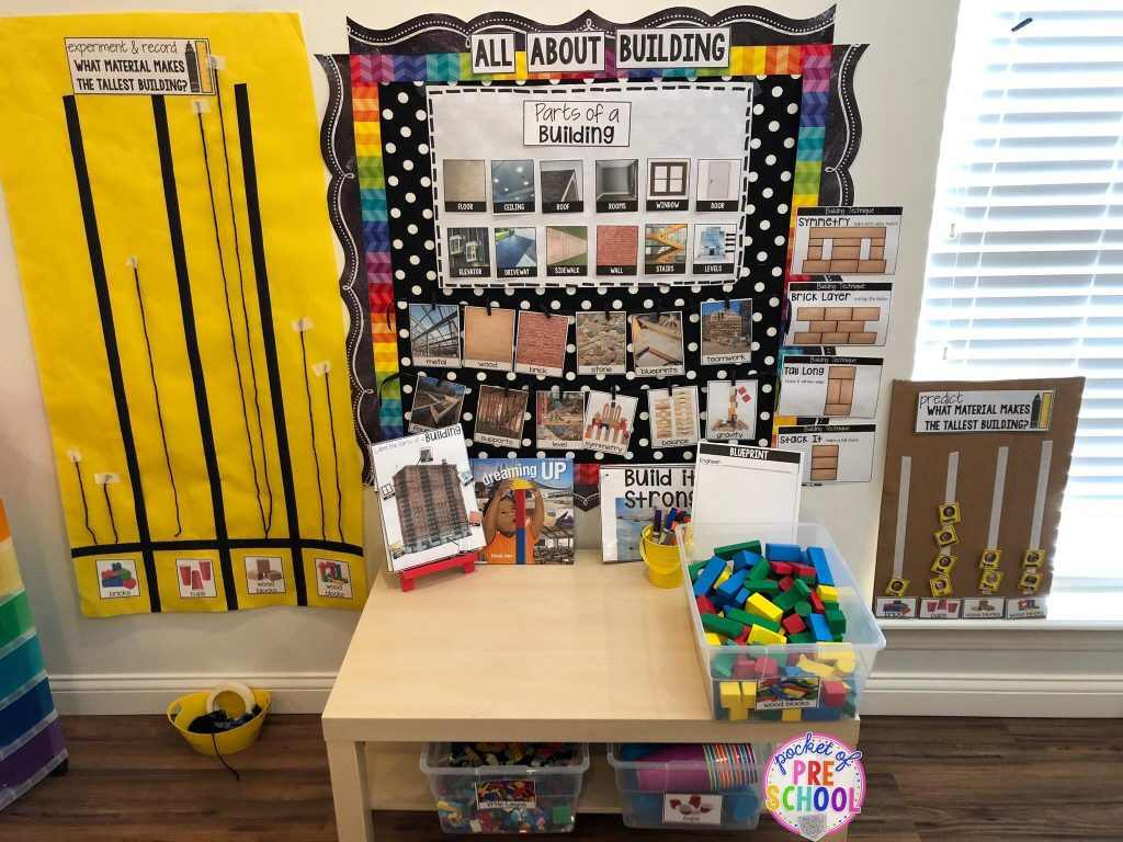 How To Set Up The Science Center In Your Early Childhood Classroom Projects Find Out And Electronics On Pinterest Physical Investigation For Preschool Pre K Kindergarten Students
