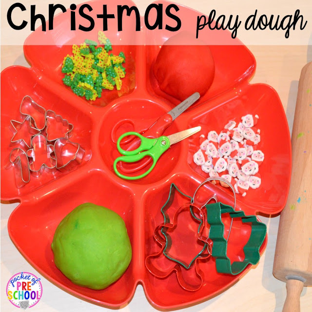 Christmas Activities and Centers for