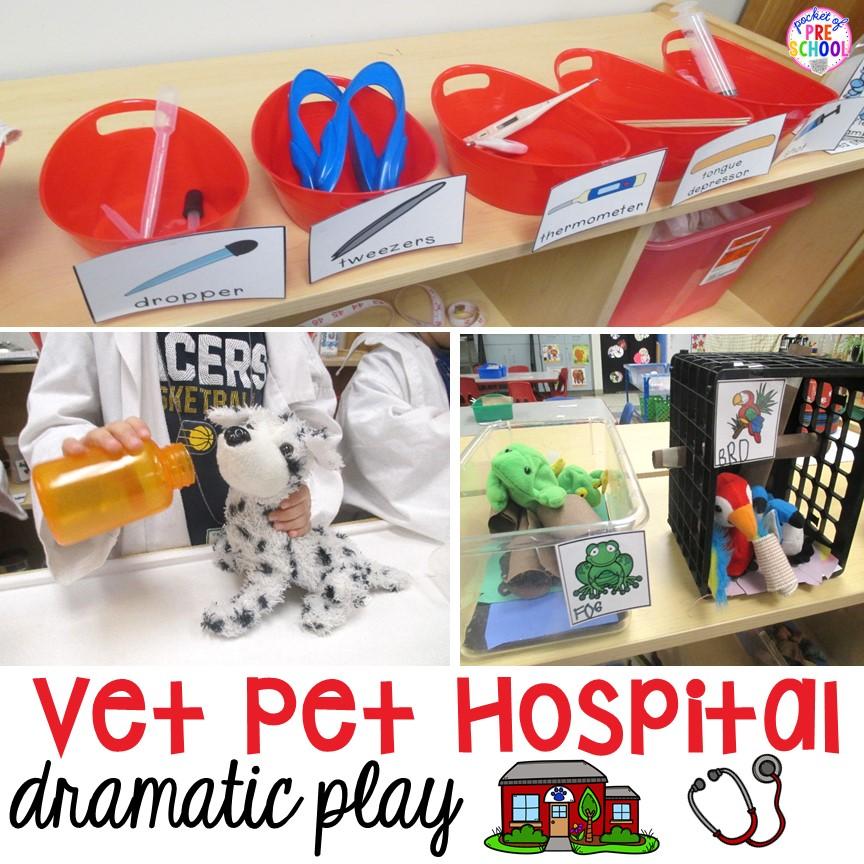 Animal Hospital Care Kids To Play