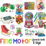Favorite Fine Motor Tools and Toys - Pocket of Preschool