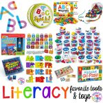 Favorite Literacy Tools & Toys for Preschool & Kindergarten - Pocket of Preschool