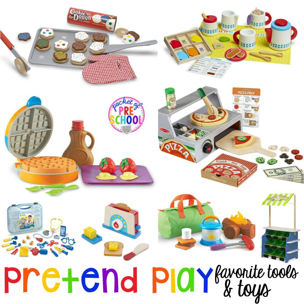 Toys For Kindergarten : Favorite dramatic play tools toys for preschool