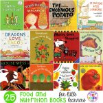 Food and Nutrition Books for Little Learners - Pocket of Preschool