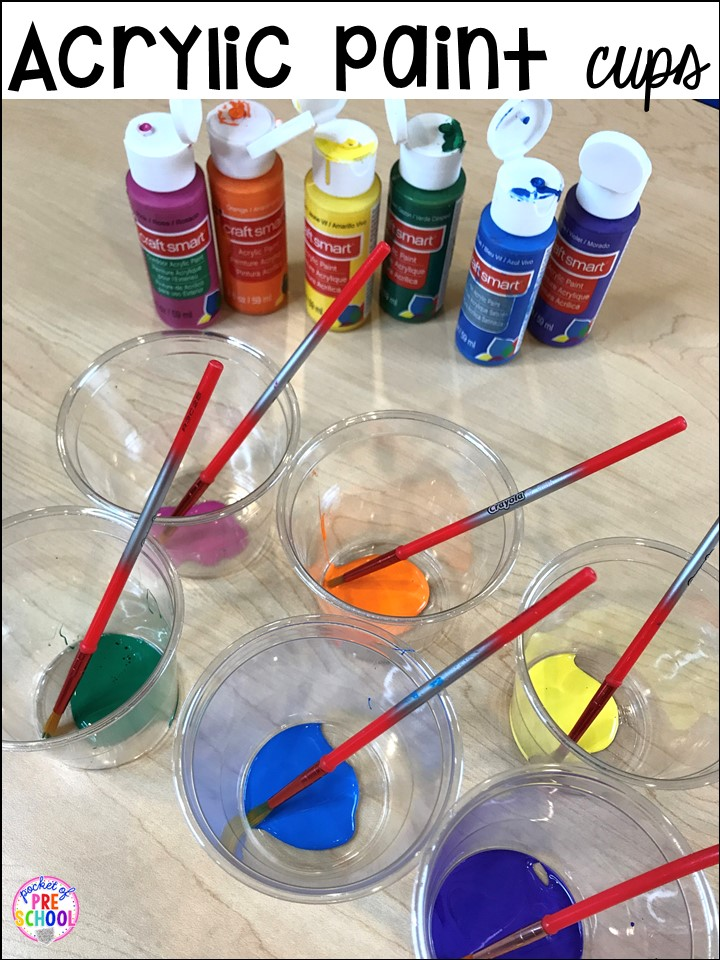 Painted Glass Jars! Easy parent gifts made by kids! A keepsake you can make in the classroom with your students can make for Christmas, Mother's Day, or Grandparent's Day.