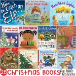 Christmas Books for Little Learners - Pocket of Preschool