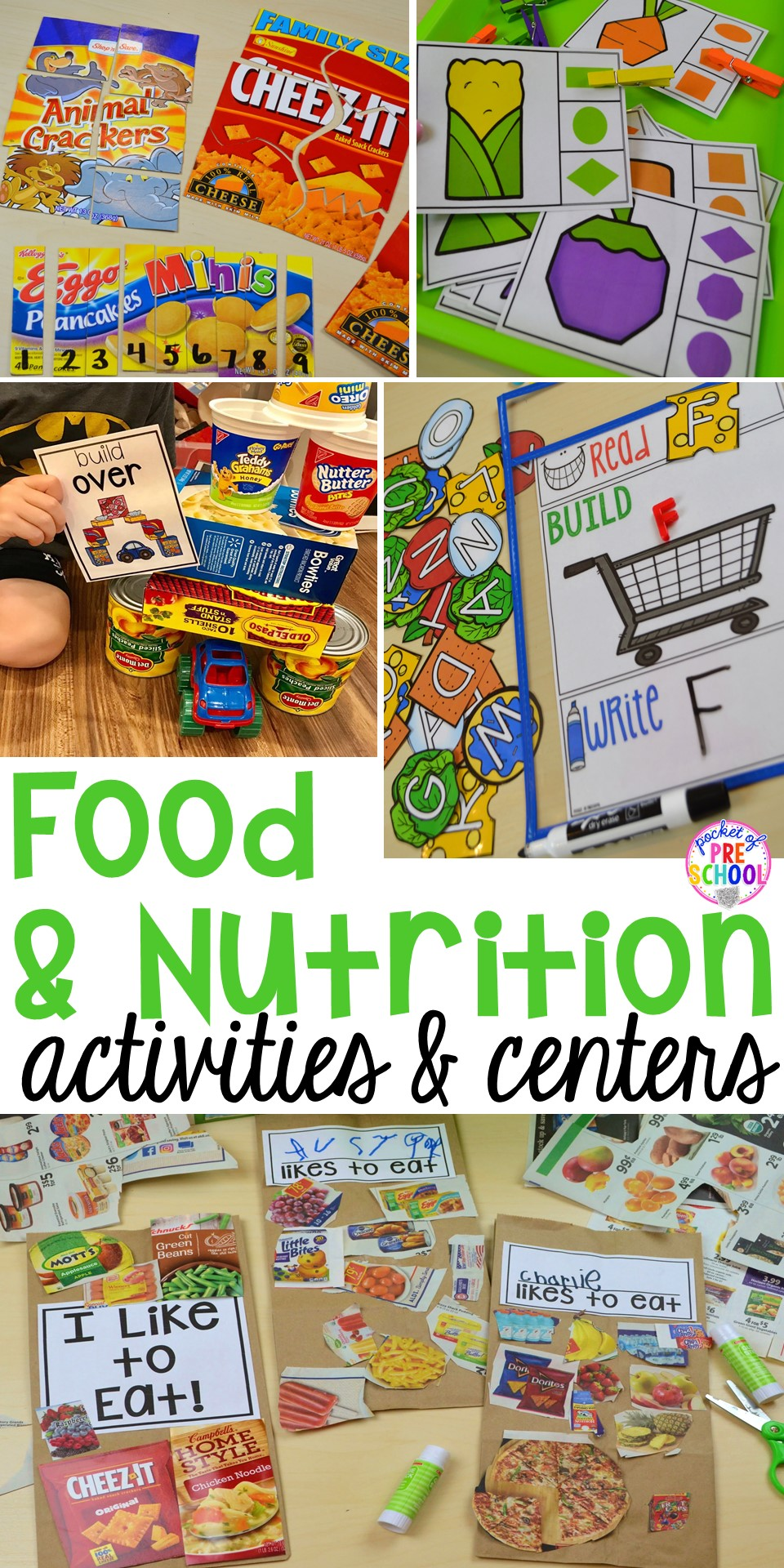 food and nutrition - Pocket of Preschool