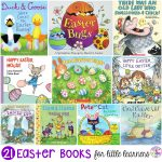 Easter Books for Little Learners - Pocket of Preschool