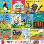 Farm Books for Little Learners - Pocket of Preschool
