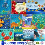 Ocean Books for Little Learners - Pocket of Preschool