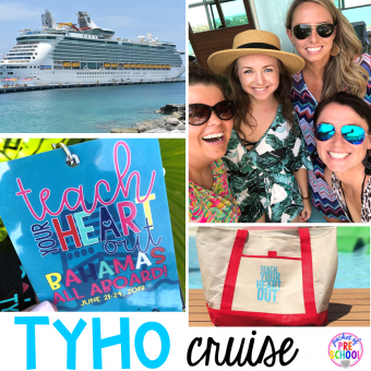 Teach Your Heart Out Cruise - professional development for teachers