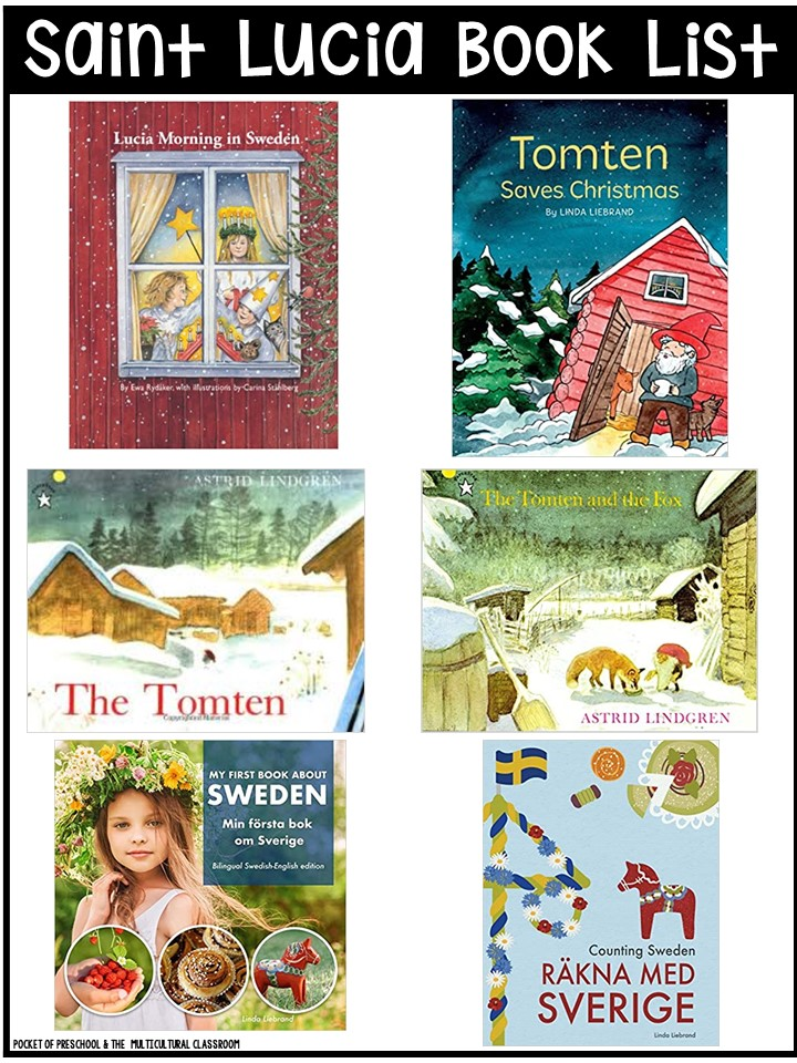 Saint Lucia book list for preschool, pre-k, and kindergarten - circle time and read aloud books
