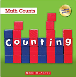 Counting book list for preschool, pre-k, and kindergarten. Perfect for a counting or number unit. #numberunit #booklist #childrensbooklist #countingunit