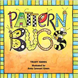 Patterns book list for preschool, pre-k, and kindergarten. Perfect for a math unit or patterns theme. #patterntheme #mathunit #booklist #childernsbooklist