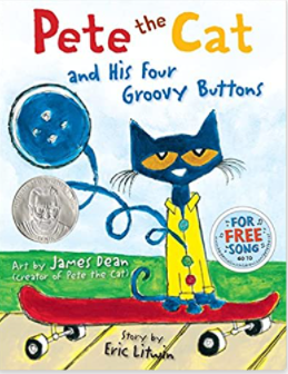 Addition & subtraction book list for preschool, pre-k, and kindergarten. Perfect for addition and subtraction math units. #booklist #mathunit #addition #subtraction