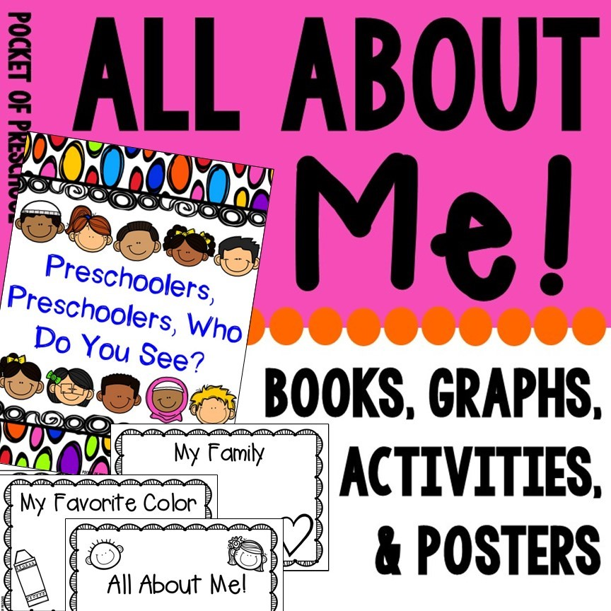 All About Me Unit!