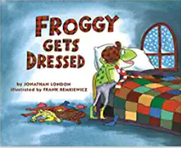 Clothing book list for preschool, pre-k, and kindergarten. The perfect resources for a clothing unit or clothing theme! #clothingunit #clothingtheme #booklist #childrensbooklist
