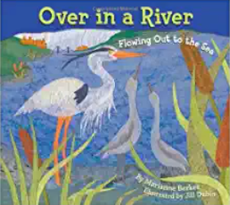 Pond book list for preschool, pre-k, and kindergarten. The perfect resources for a pond life unit or outdoor theme! #pondlifeunit #outdoortheme #booklist #childrensbooklist
